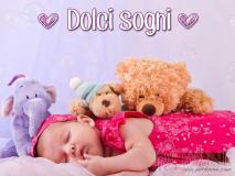 Buona notte - Dolci sogni