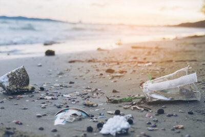 Salviamo i mari e gli oceani dall'inquinamento e dalla plastica