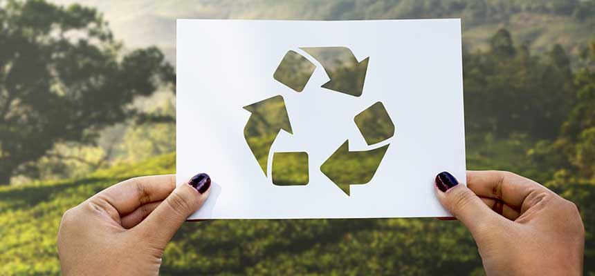 riduci i rifiuti e ricicla per salvare il pianeta